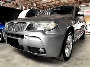 2006 Bmw X3 3.0d 6 Sp Automatic Steptronic 4d Wagon