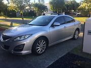 Mazda 6, Sunlight Silver, beautiful car to drive Hope Island Gold Coast North Preview
