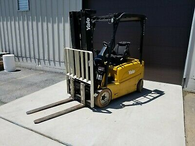 2014 Yale Electric Forklift