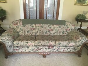 Antique Couch Set