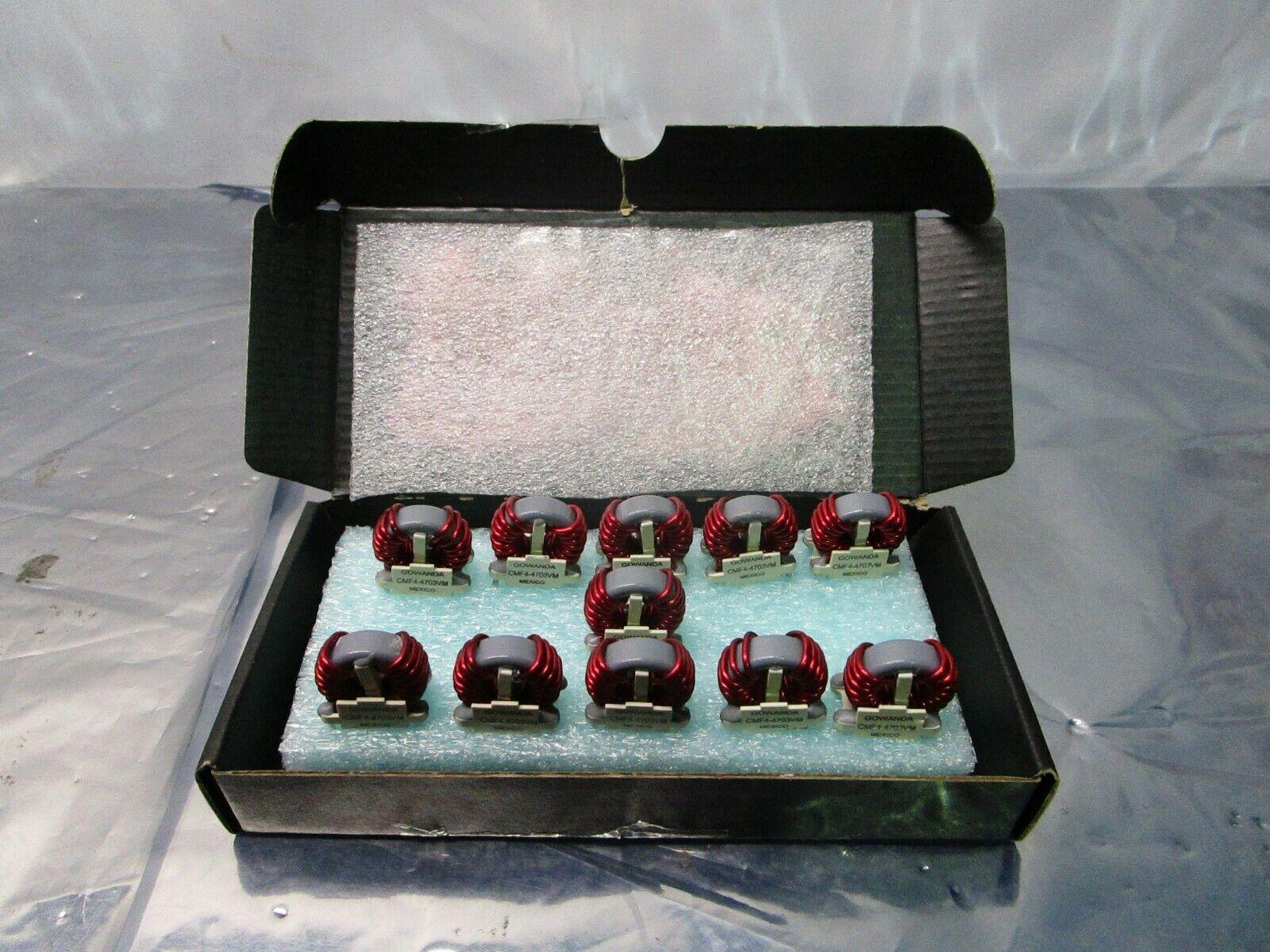 1 Lot of 11 Gowanda CMF4-4703VM, 102485