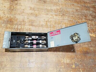 Westinghouse Fdps 364r Disconnect Panelboard Fused Switch 200 Amp 3 Pole 600 Vac