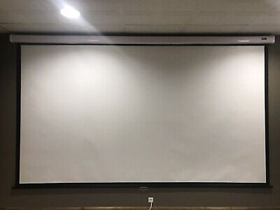 Elite Screens M120hsr-pro Manual Srm Pro Series 120 Manual Projection Screen