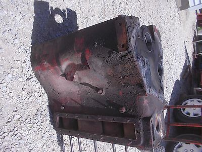 Farmall 400 Tractor Original Ih Ihc C-264 Engine Gas Motor Block Super Mta Bolt