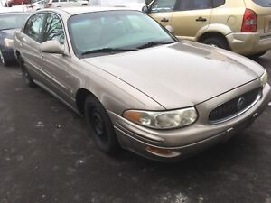 Buick lesabre limited edition