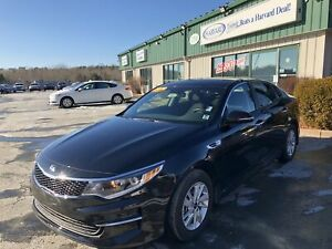 2018 Kia Optima LX CLEAN CARFAX/BLUETOOTH/KEYLESS/HEATED SEAT...