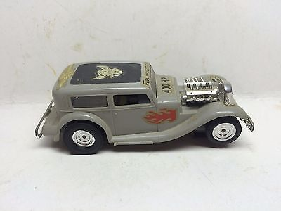 Vintage 1960's 1932 Ford Hot Pepper Aurora O Gauge Super Model Motoring Slot Car