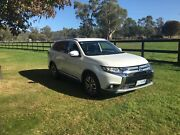 Mitsubishi Outlander 2016  MY 17 4x4 7 seater wagon Launceston Launceston Area Preview
