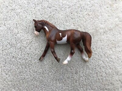 Breyer Horse Stablemate #5885 Mystery Foal Surprise Pinto Trotting Warmblood G4