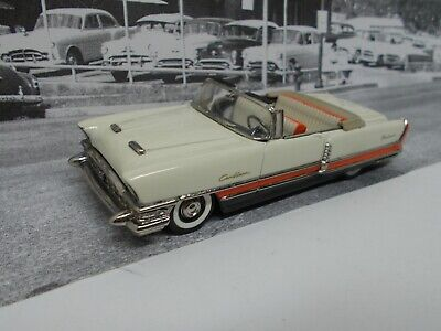 Vintage Buby Collectors Classics- '56 Packard Caribbean  1/43 Diecast  Model