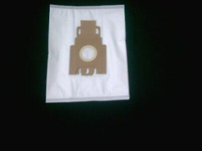 AIRFLOW VACUUM CLEANER BAGS X 5 TO FIT HOOVER ENIGMA TE70 EN21001 PETS