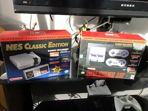 MINI NES + SNES