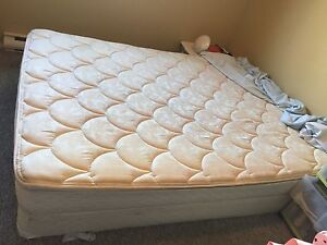 mattress with box spring
