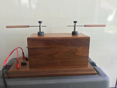 Id-300 Induction Coil - Electro-technic Products - Tesla Coil