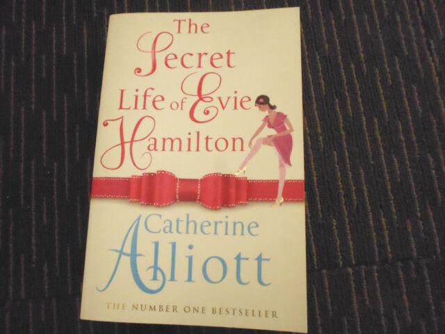 The Secret Life of Evie Hamilton by Catherine Alliott (Paperback, 2009) - CHEAP