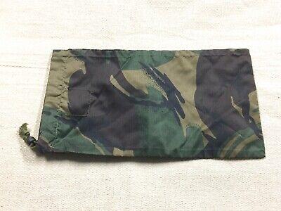 British Army-Issue DPM Shelter Sheet / Basha Stuff Sack. , used for sale  Ashton-under-Lyne
