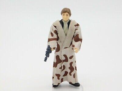 Vintage Star Wars Han Solo Endor outfit complete original KENNER 1984 **NICE**
