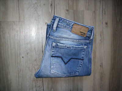 RARITÄT DIESEL ZATHAN (008AT) Flare Bootcut Jeans W30 L32 UT512