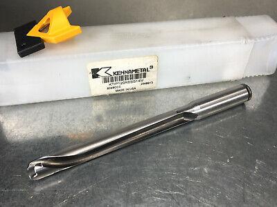 Kennametal 12mm Ktip Indexable Drill Body Ktip120r8ss14m Kentip 8xd 2548913
