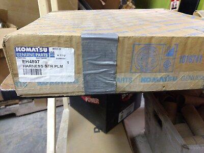 Komatsu Eh4897 Harness Str Plm