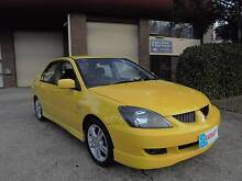 2005 Mitsubishi Lancer VR-X *AUTO,RWC,DRIVE AWAY* Capalaba West Brisbane South East Preview