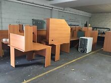 Bulk lot of desks Bellevue Hill Eastern Suburbs Preview