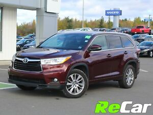 2016 Toyota Highlander XLE XLE | AWD | HEATED LEATHER | NAV