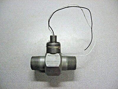 Halliburton Flow Meter 458.85228 Wmagnetic Pickup