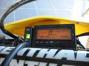 Neat 2009 DR-Z400E with plenty of extras McDowall Brisbane North West Preview