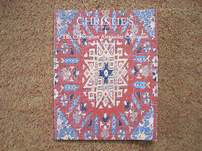Christie's: Christopher Alexander Collection 15. Oct. 98 (Early Anatolian Rugs)
