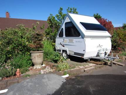A'VAN Sportliner campervan & annex