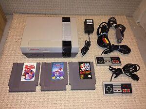 Original NES bundle