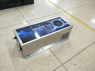 8000W LF SP PURE SINE WAVE POWER INVERTER DC12V/AC220V&110V