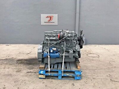 1990 Mack E6 Diesel Engine (4 VALVE), S/N 0H0808, 11GBA 21754P1