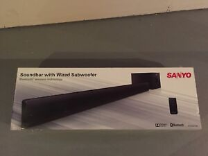 Sanyo surrounds home theater