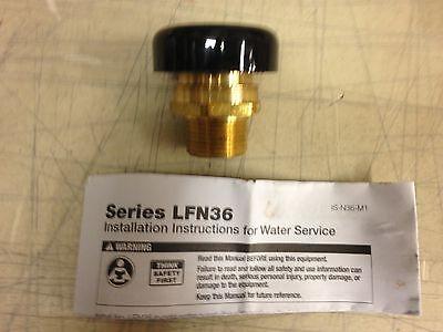 Watts 34 Vacuum Relief Valve Lfn36m1 0556031 Lead Free Brass