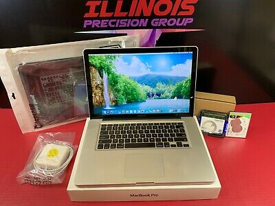 ✨ Apple MacBook Pro 15 ✨ Intel 2 Core TURBO ✨ 8GB RAM 1TB ✨ OS-2017 ✨WARRANTY ✨