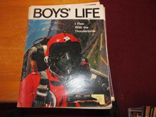 Boys Life Magazine August 1974