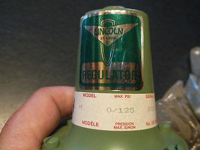 Lincoln Regulator Model 14 Max Psi 0125