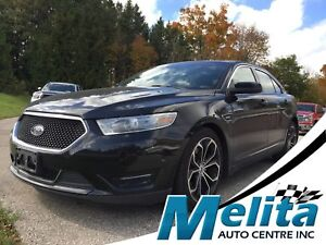 2013 Ford Taurus SHO, AWD, Heated seats & steering wheel, fully