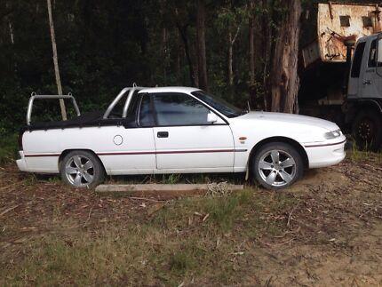 Commodore ute  Martinsville Lake Macquarie Area Preview
