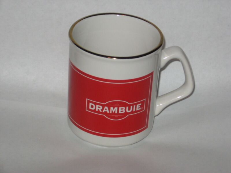 DRAMBUIE PORCELINE COFFEE MUG