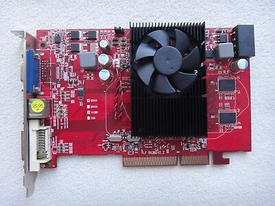 PowerColor ATi Radeon HD3650 512MB DDR2 AGP 8x DVI/VGA/TV Graphics Card *BOXED*