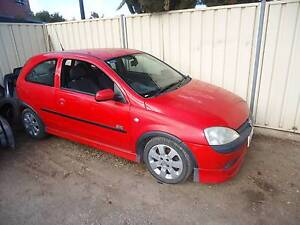 HOLDEN BARINA 2002 SRI,WRECKING COMPLETE CAR,5SPEED,PARTS FROM 10 Beverley Charles Sturt Area Preview