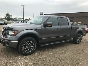 2012 FORD F-150 - Pickup Truck FX4 SUPERCREW 6.5-FT