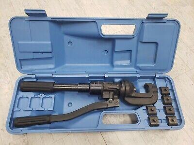 R-5584 Hydraulic Compression Tool With 3 Blades