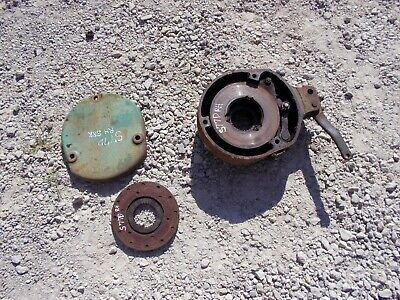 Oliver Super 77 Diesel Tractor 77d Right Disk Brake Assembly W Cover Housing