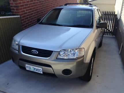 2005 Ford Territory AWD Wagon (TS/SY) - 6 Speed Mount Stuart Hobart City Preview