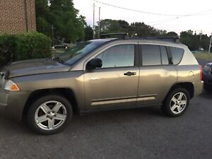 Jeep Compass - Priced to sell - needs transmission