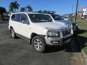2007 Toyota Land Cruiser PRADO GXL (4x4) Westcourt Cairns City Preview